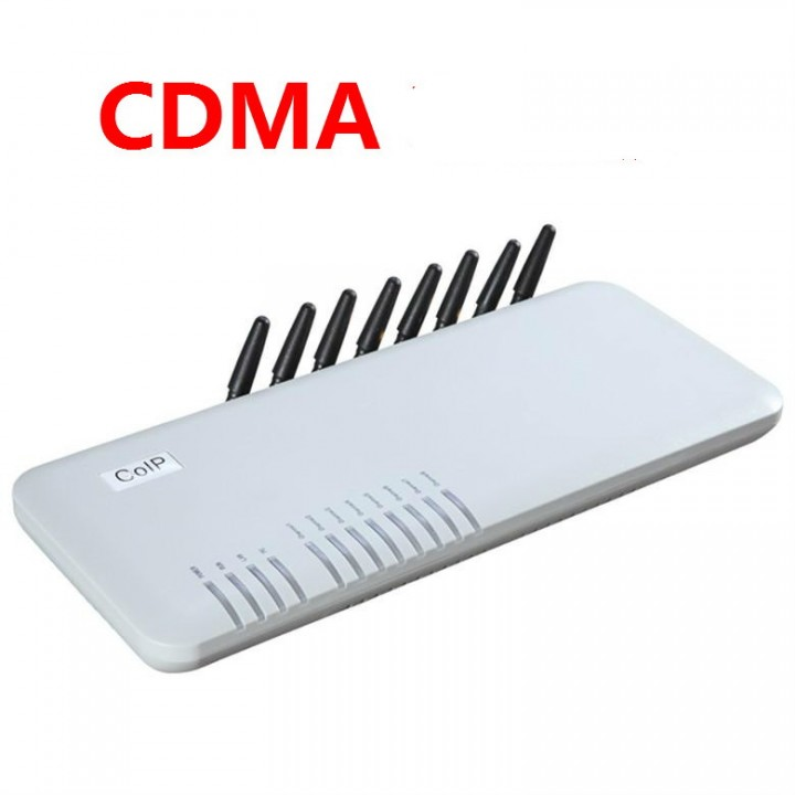 CDMA шлюз CoIP-8