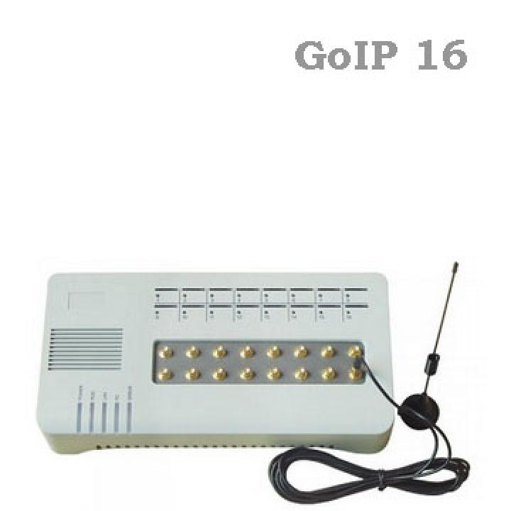 GSM шлюз GoIP16