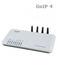 GSM шлюз GoIP4